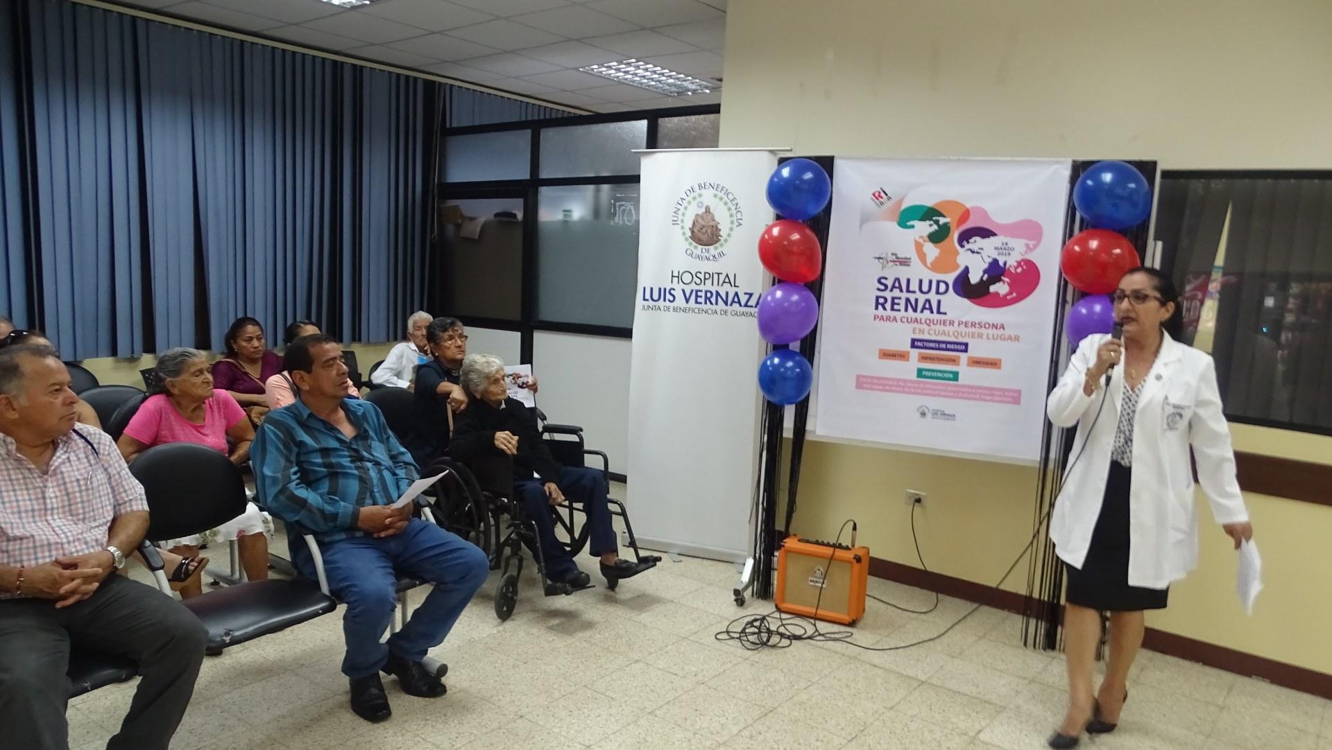 charla renal vernaza 2019