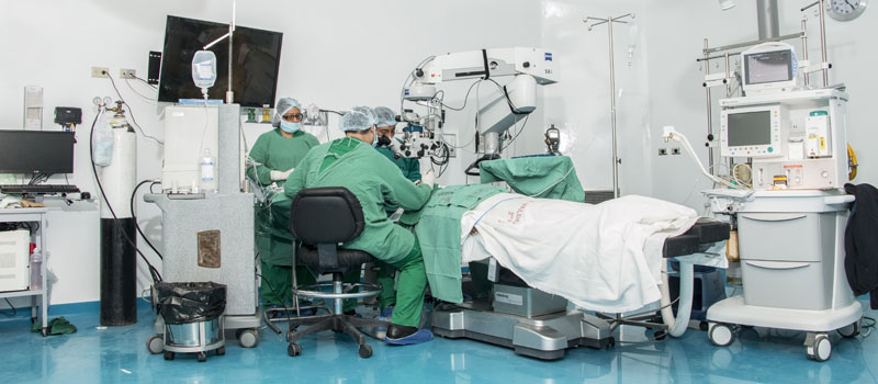Sala de Cirugia General