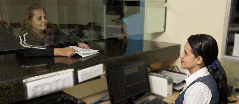 Consulta Externa del Hospital Luis Vernaza
